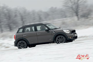 тест-драйв mini countryman