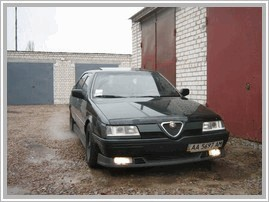 Продажа Alfa Romeo 164 2.0 Turbo
