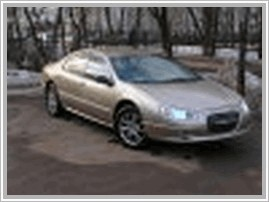 Автомобиль Chrysler Concorde 3.2