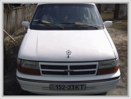 Авто Dodge Shadow 2.5