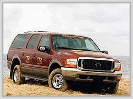 Авто продаю Ford Excursion 7.3 TD 4WD 238 Hp