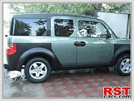 Авто Honda Element 2.4 4WD