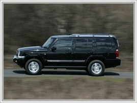 Автомобиль Jeep Commander 5.7 AT