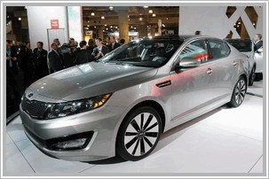 Продажа Kia Optima 2.0 CRDi