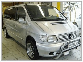 Продажа авто Mercedes Viano Marco Polo Westfalia 2.2 AT