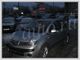 Продажа Nissan Note 1.6 AT