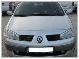 Авто Renault Megane Hatchback 2.0 AT