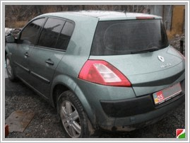 Продажа Renault Megane Hatchback 2.0 AT