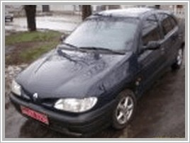 Продаю авто Renault Megane Hatchback 1.6 AT 115 Hp