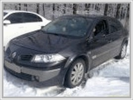 Авто продаю Renault Megane Hatchback 2.0 AT