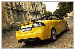 Продажа Saab 9-3 Convetible 2.0 T AT