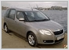 Продам авто Skoda Roomster Scout 1.6 AT