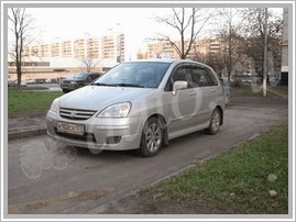 Авто Suzuki Liana Hatchback AT