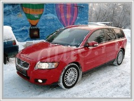 Продажа Volvo V50 2.5 MT AWD
